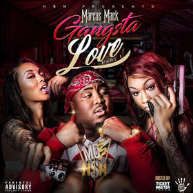 Gangsta Love Mo3 front cover