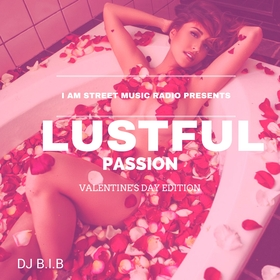Lustful Passion (Valentine's Day Edition) DJ B.I.B front cover