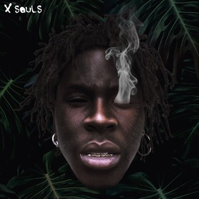 X Souls Kay The Yacht front cover