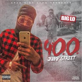 400 Jump Street Big Lo front cover