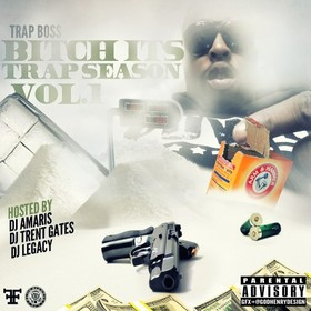 Bitch Its Trap Season Trap Boss front cover