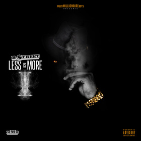 Less Is More 2 B-Street front cover