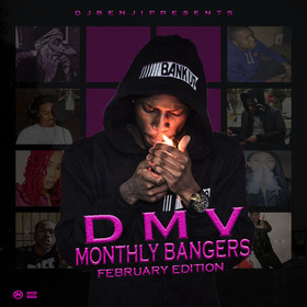 DMV Monthly Bangers (February Edition) DJ Benji front cover
