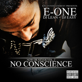 No Conscience: Now Or Never Vol. 2 E-One front cover