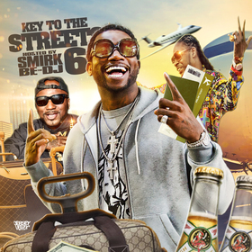 Key To The Street 6 DJ Smirk front cover