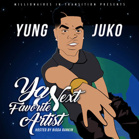 Ya Next Favorite Artist Yung Juko front cover
