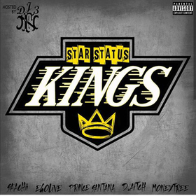 S.S.K. the Mixtape StarStatusKings front cover