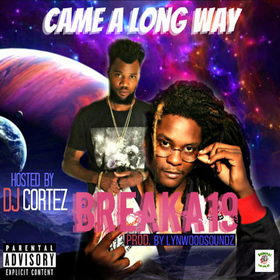 Came A Long Way Breaka19 front cover