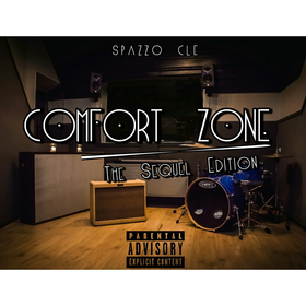 Comfort Zone: The Sequel Edition Spazzo front cover