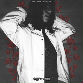 Finessin' Hearts S3Huncho front cover