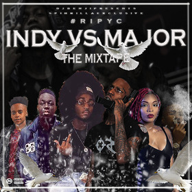 Indy vs Major DJ Benji front cover