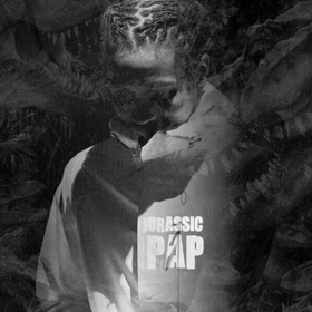 Jurassic Pap Pap Brady front cover