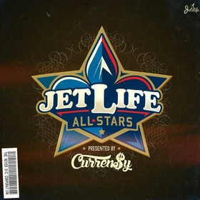 Jet Life Allstars Curren$y front cover