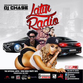 Latin Radio 2017 DJ Chase front cover