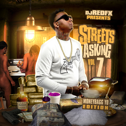 Moneybagg Yo Height: Streets Asking Vol.5 ( Moneybagg Yo Edition