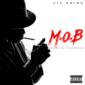 Mob Stories Lil Beino front cover