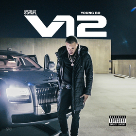 V12 (EP) Young Bo front cover