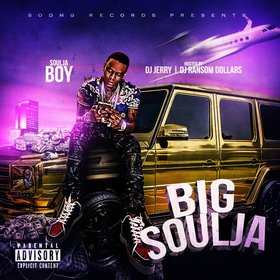 Big Soulja Soulja Boy front cover