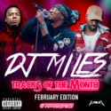 Tracks of the Month (February Edition) (2017) DJ Miles front cover