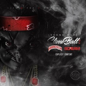 SlimeBall 2 Young Nudy front cover