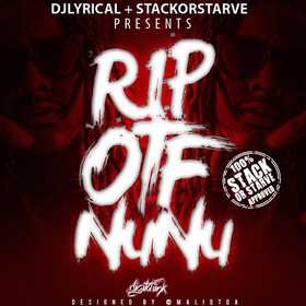 RIP OTF Nunu DJ LYRICAL front cover