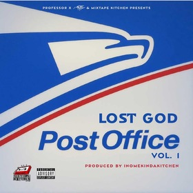 Post Office Vol. 1 Lost God front cover