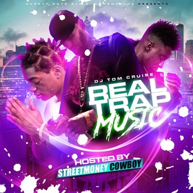 Real Trap Music DJ Tom Cruise front cover