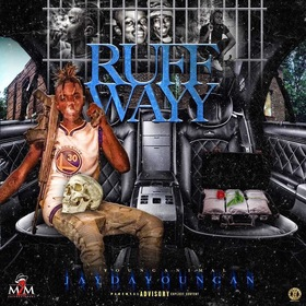 RuffWayy JayDaYoungan front cover