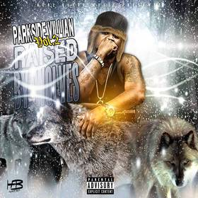 Park Side Villian Vol 2. Raised By Wolves Real Gutta Music front cover