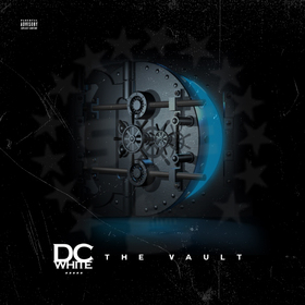 The Vault DC White front cover