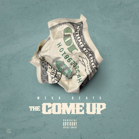 The Come Up Meka Beats front cover