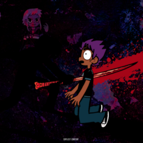 Luv Is Rage 1.5 (EP) Lil Uzi Vert front cover