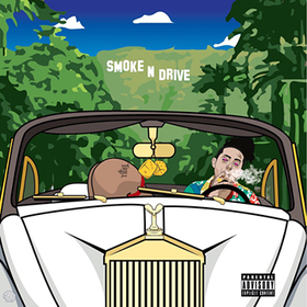Smoke n' Drive Joey Trill front cover