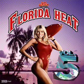 Florida Heat Vol. 5 Florida Heat DJs front cover