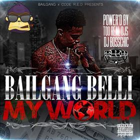 My World BailGang Belli front cover