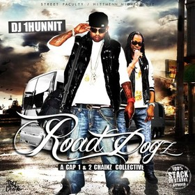 Road Dogz (A Cap 1 & 2 Chainz Collective) DJ 1Hunnit front cover