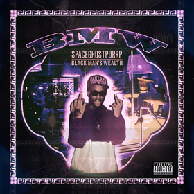 B.M.W. (Black Man's Wealth) Space Ghost Purrp front cover