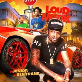 Loud Muzik 4 DJ Junior front cover
