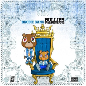 Bullies Brodie Gang front cover