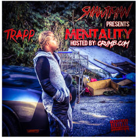 TRAPP MENTALITY SHAWTMAN front cover