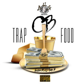 Trap Food CB  front cover