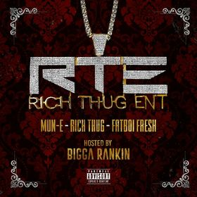 Rich Thug Ent. Rich Thug Ent. front cover