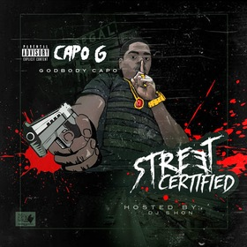 Street Certified Godbody Capo front cover