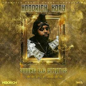 Young O.G. Status EP Hoodrich Kory front cover