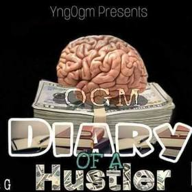 Diary of A Hustler EP O.G.M. front cover