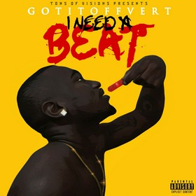 I Need A Beat Got It Off Vert front cover