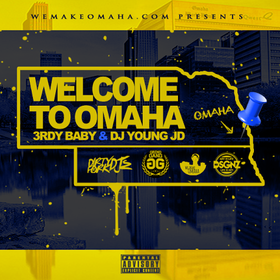 Welcome To Omaha 3rdy Baby front cover