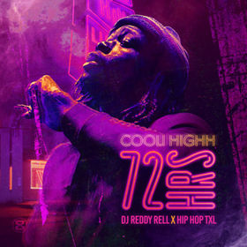 72 HRS Cooli Highh front cover