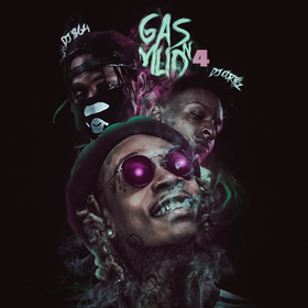 Gas N Mud 4 DJ Cortez front cover