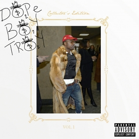 Dope Boy Troy Troy Ave front cover